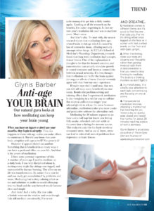 Anti-age your brain article