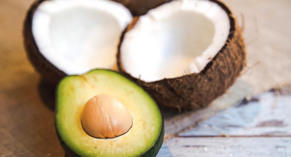 Coconuts and Avocado