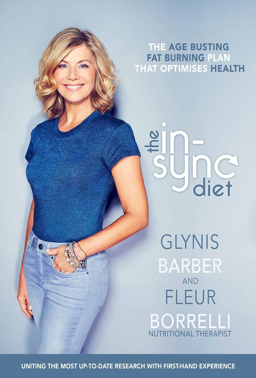 The In-Sync Diet Book Cover