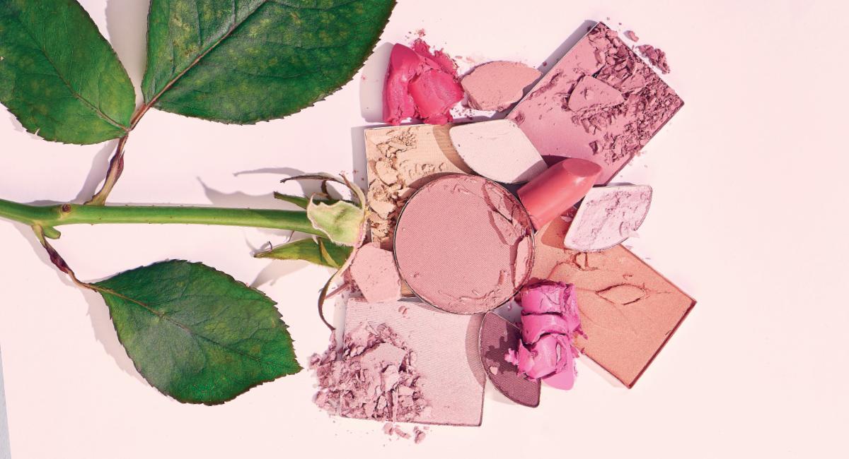 International Natural Health Beauty Winners Rose Banner
