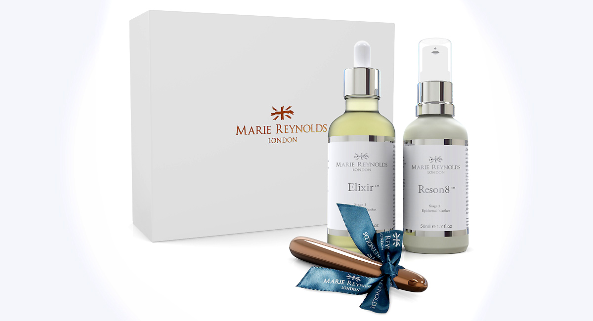 Marie Reynolds Elixir and Reson8