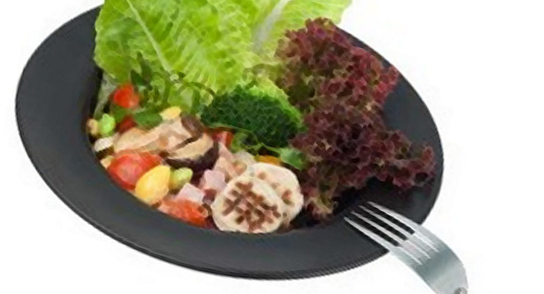 Salad and a Fork