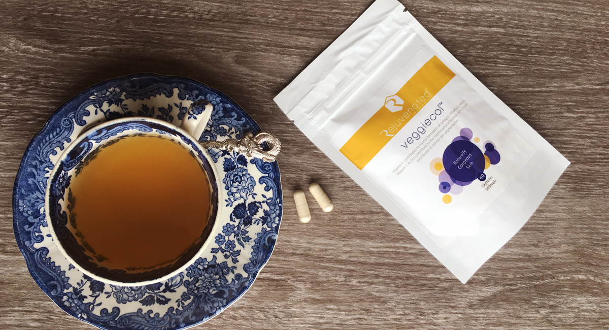 Veggiecol and Tea