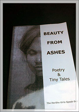 Beauty From Ashes Book Signing