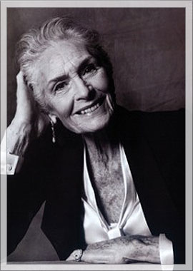 Daphne Selfe - Black & White Portraite