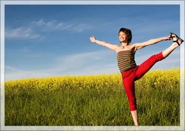 Exercise Field Yoga