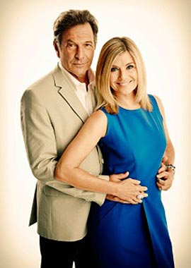 Glynis and Michael - ITVs Stepping Out