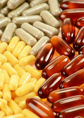 Supplements Capsules