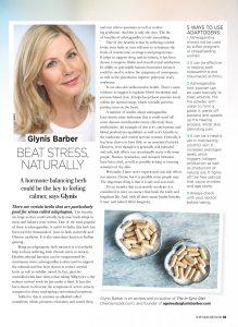 Beat Stress, Naturally - Natural Health