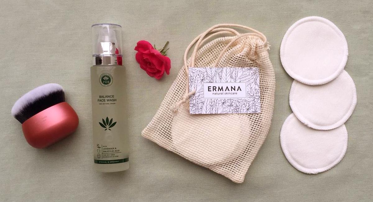 Ermana Natural Skincare Products