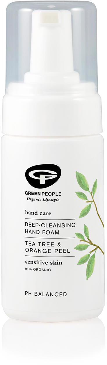 Green People Hand Foam