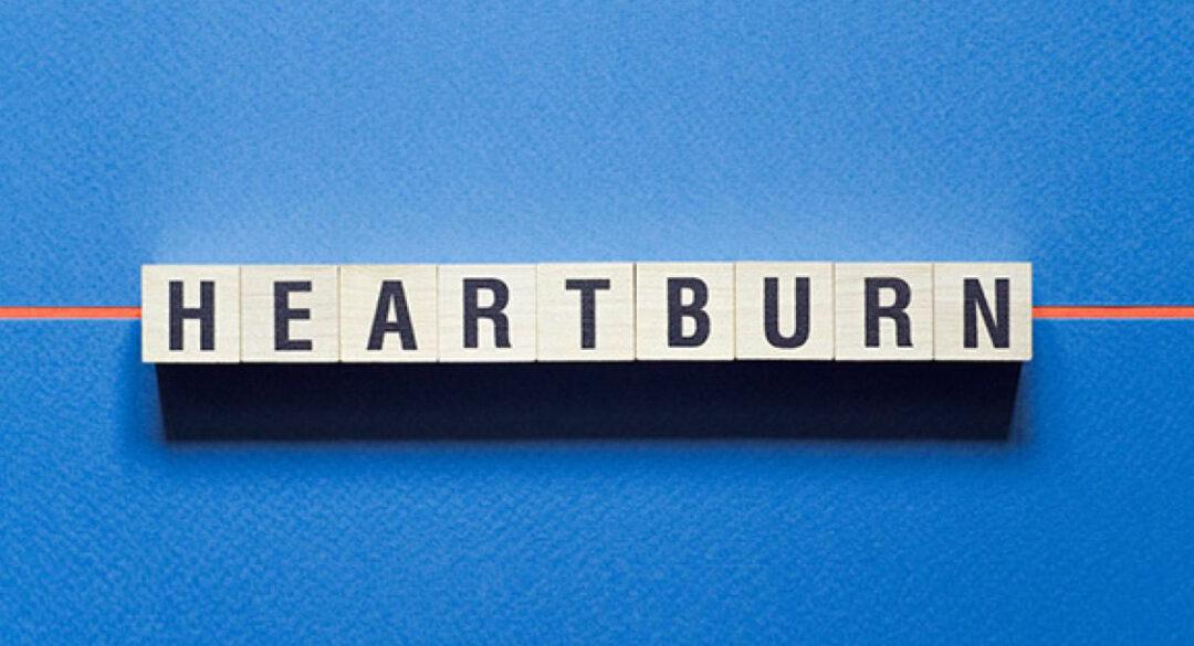 Heartburn Letters