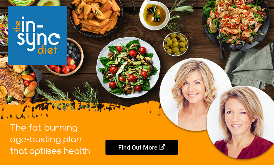 The In-Sync Diet Online Banner