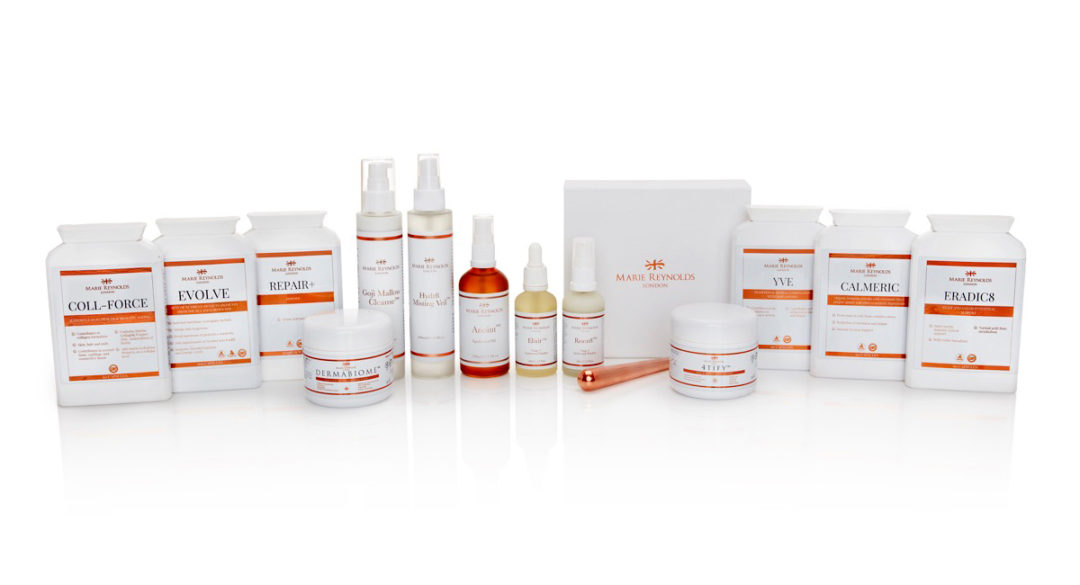 Marie Reynolds Product Range