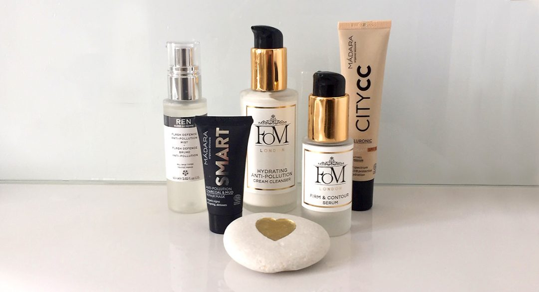 Skin Products Ren Madra and FOM London