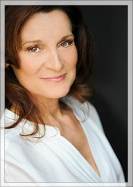 Catherine McGoohan - Actress