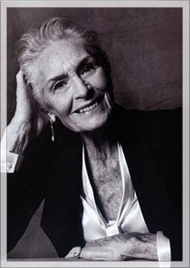 Daphne Selfe - Black & White Portraite