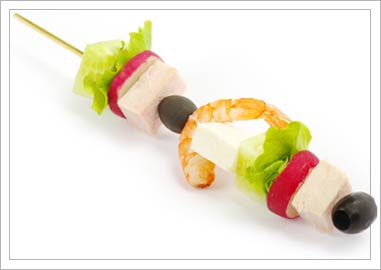 Healthy Food and Nutrition Kebab