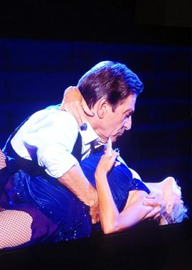 Stepping Out - Week 1 - The Passion of the Tango