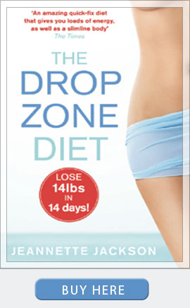 The Drop Zone Diet Book